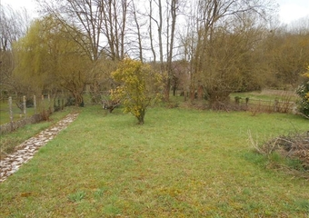 Vente Terrain 875m² Gallardon (28320) - photo