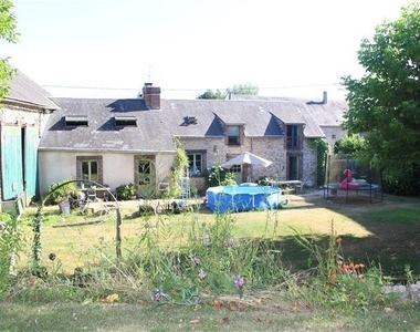 Vente Maison 8 pièces 220m² Gallardon (28320) - photo