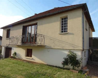 Vente Maison 5 pièces 106m² Gallardon (28320) - photo
