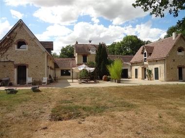 Vente Maison 10 pièces 435m² Rambouillet (78120) - photo
