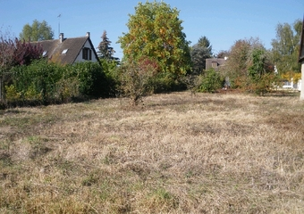 Vente Terrain 874m² Chartres (28000) - photo