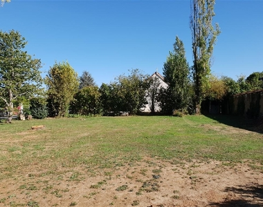 Sale Land 646m² Maintenon (28130) - photo