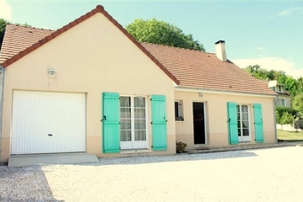 Vente Maison 4 pièces 93m² Maintenon (28130) - photo