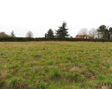 Vente Terrain 911m² Maintenon (28130) - photo