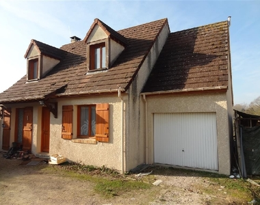 Sale House 6 rooms 110m² Rambouillet (78120) - photo