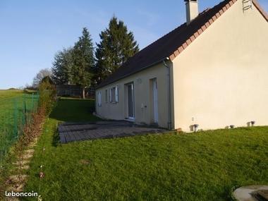 Vente Maison 5 pièces 85m² Gallardon (28320) - photo
