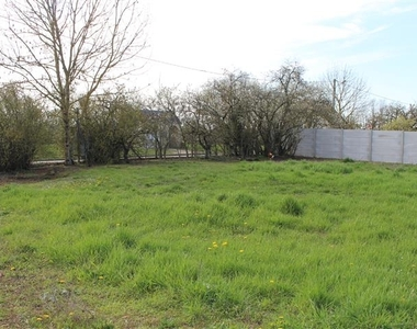 Sale Land Rambouillet (78120) - photo