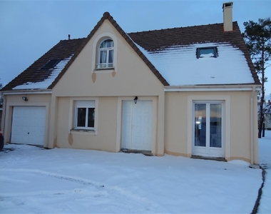 Sale House 5 rooms 125m² Rambouillet (78120) - photo
