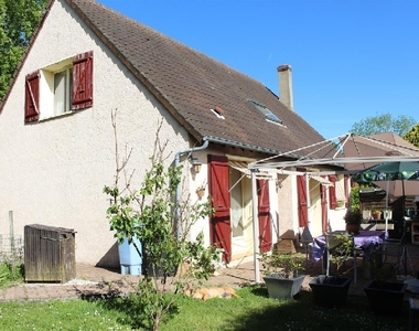 Vente Maison 6 pièces 130m² Gallardon (28320) - photo