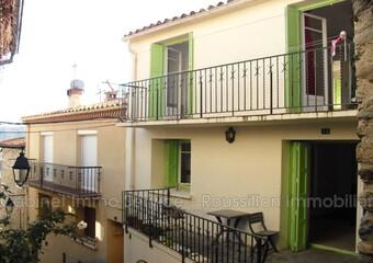 Vente Maison 4 pièces 69m² Amélie-les-Bains-Palalda - photo