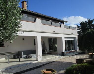 Vente Maison 6 pièces 163m² Saint-Génis-des-Fontaines - photo