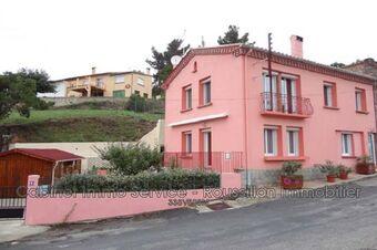 Sale House 5 rooms 141m² Saint-Laurent-de-Cerdans (66260) - photo