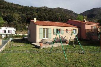 Vente Maison 4 pièces 100m² Arles-sur-Tech (66150) - photo