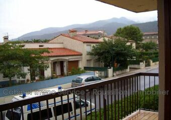 Location Appartement 1 pièce 36m² Céret (66400) - photo
