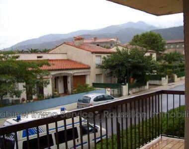 Renting Apartment 1 room 36m² Céret (66400) - photo