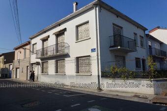 Vente Maison 8 pièces 186m² Perpignan (66000) - photo