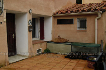 Vente Maison 3 pièces 59m² Amélie-les-Bains-Palalda - photo