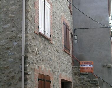 Renting House 3 rooms 45m² Saint-Jean-Pla-de-Corts (66490) - photo