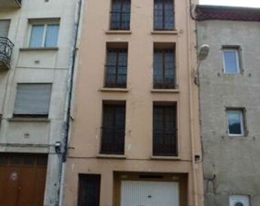Sale House 8 rooms Le Perthus (66480) - photo