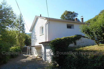 Vente Maison 4 pièces 112m² Prats-de-Mollo-la-Preste (66230) - photo