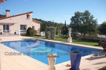 Sale House 5 rooms 184m² Reynès (66400) - photo
