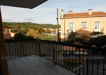 Renting Apartment 3 rooms 51m² Céret (66400) - photo