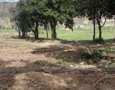 Sale Land 1 472m² Taillet (66400) - photo
