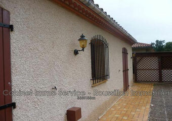 Renting House 3 rooms 82m² Reynès (66400) - Photo 1
