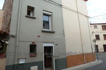 Vente Maison 3 pièces 52m² Saint-Laurent-de-la-Salanque (66250) - photo