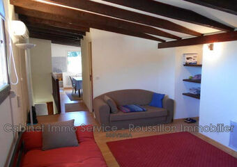 Sale Apartment 1 room 35m² Maureillas-las-Illas (66480) - photo