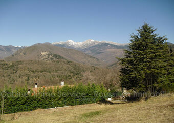 Vente Terrain 3 180m² Serralongue - photo
