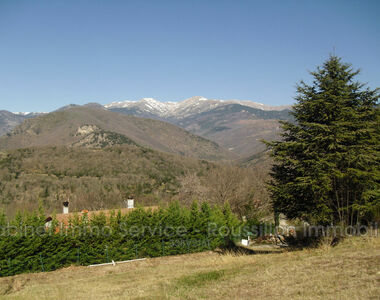Sale Land 3 180m² Serralongue - photo