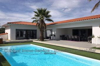 Sale House 8 rooms 191m² Saint-André (66690) - photo