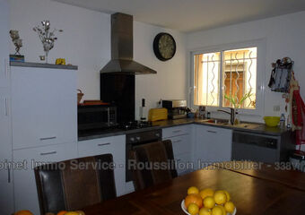 Vente Maison 5 pièces 77m² Fourques (66300) - photo