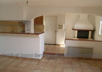 Renting Apartment 3 rooms 56m² Saint-Jean-Pla-de-Corts (66490) - photo