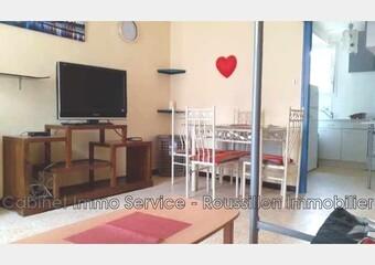 Vente Appartement 1 pièce 24m² Sorède - Photo 1