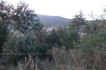 Sale Land 445m² Amélie-les-Bains-Palalda (66110) - photo