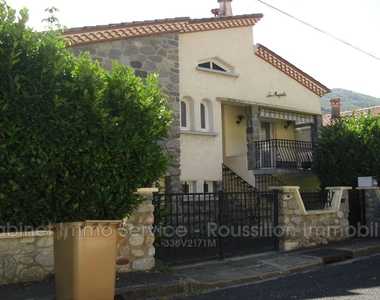 Sale House 6 rooms 136m² Arles-sur-Tech - photo