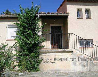 Renting House 4 rooms 102m² Céret (66400) - photo