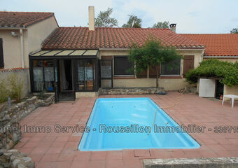 Sale House 3 rooms 95m² Villelongue-dels-Monts (66740) - photo