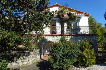 Vente Maison 4 pièces 92m² Amélie-les-Bains-Palalda (66110) - photo