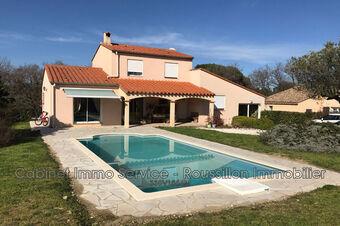 Sale House 5 rooms 110m² Saint-Jean-Pla-de-Corts (66490) - photo