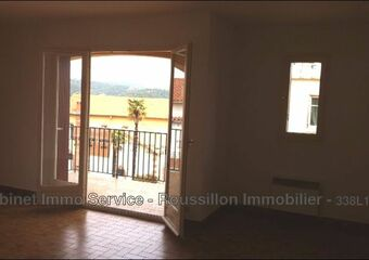 Location Appartement 2 pièces 40m² Céret (66400) - photo