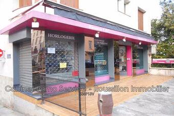 Vente Bureaux 55m² Amélie-les-Bains-Palalda - photo