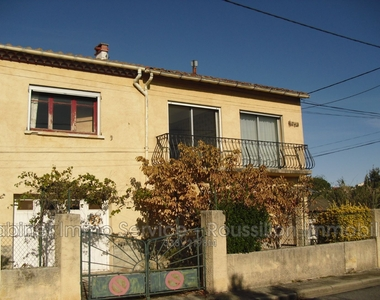 Vente Maison 4 pièces 87m² Saint-Jean-Pla-de-Corts - photo