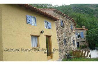 Vente Maison 7 pièces 171m² Prats-de-Mollo-la-Preste - photo