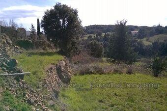 Sale Land 2 500m² Oms (66400) - photo
