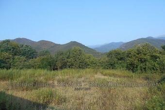 Vente Terrain 1 192m² Serralongue (66230) - photo