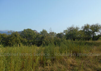 Vente Terrain 1 192m² Serralongue - photo