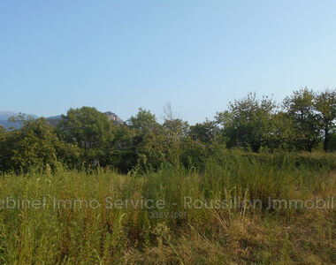 Sale Land 1 192m² Serralongue - photo